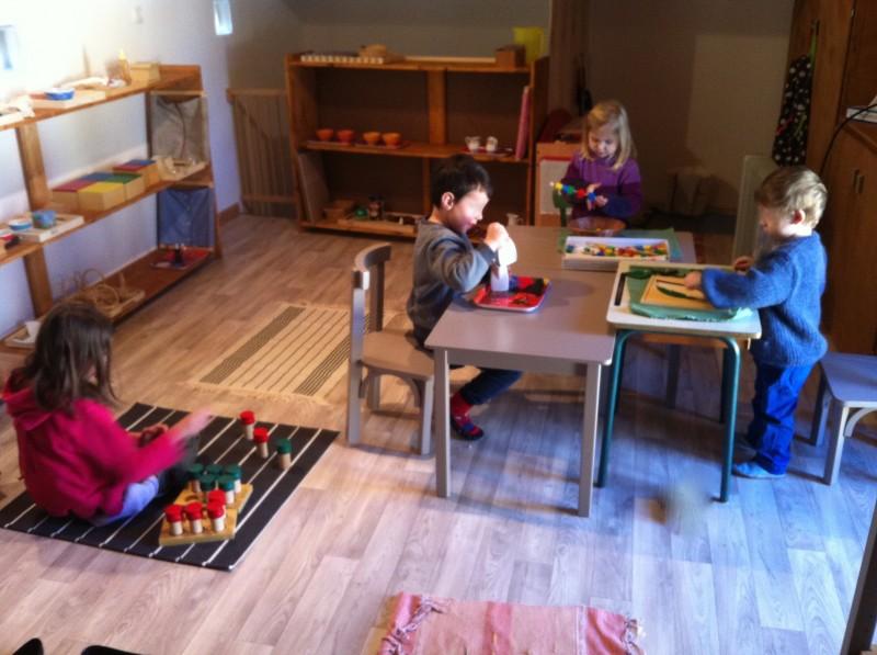 Stage montessori Gaillac